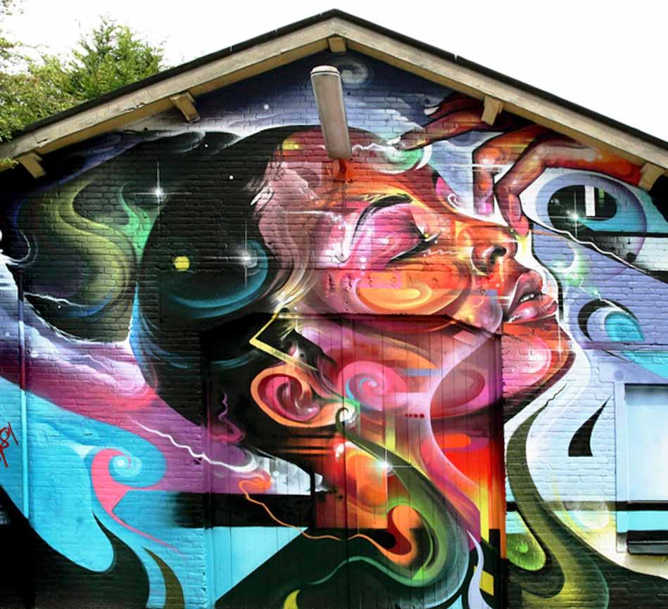 Mural @ Pollux Studios